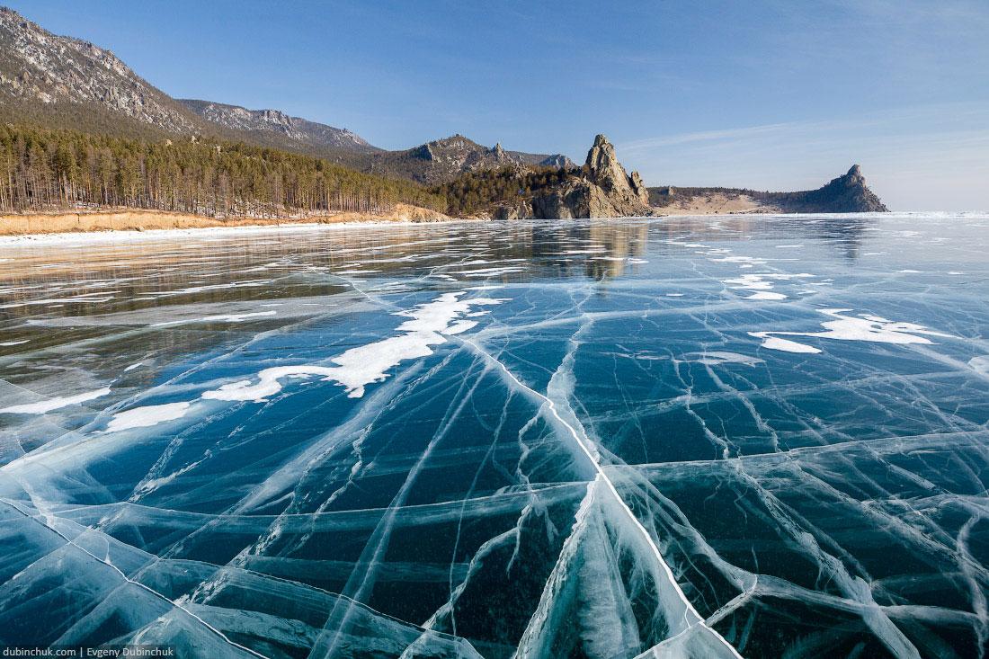 Зимняя сказка Байкала от 25800 рублей