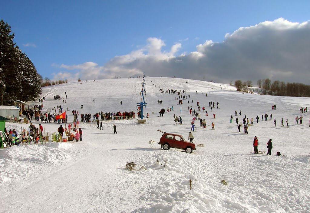 Македония горнолыжные курорты цены